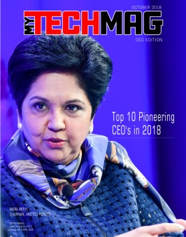 MYTECHMAG Magazine CEO Edition Oct 2018