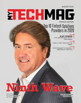 Fintech Edition Magazine Cover